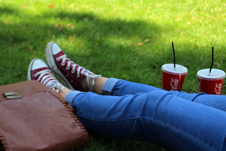 Relax v parku