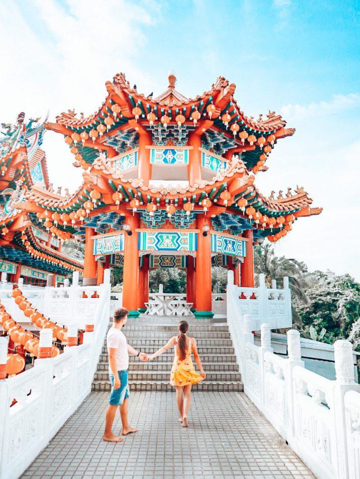 Objavujeme krásy chrámu